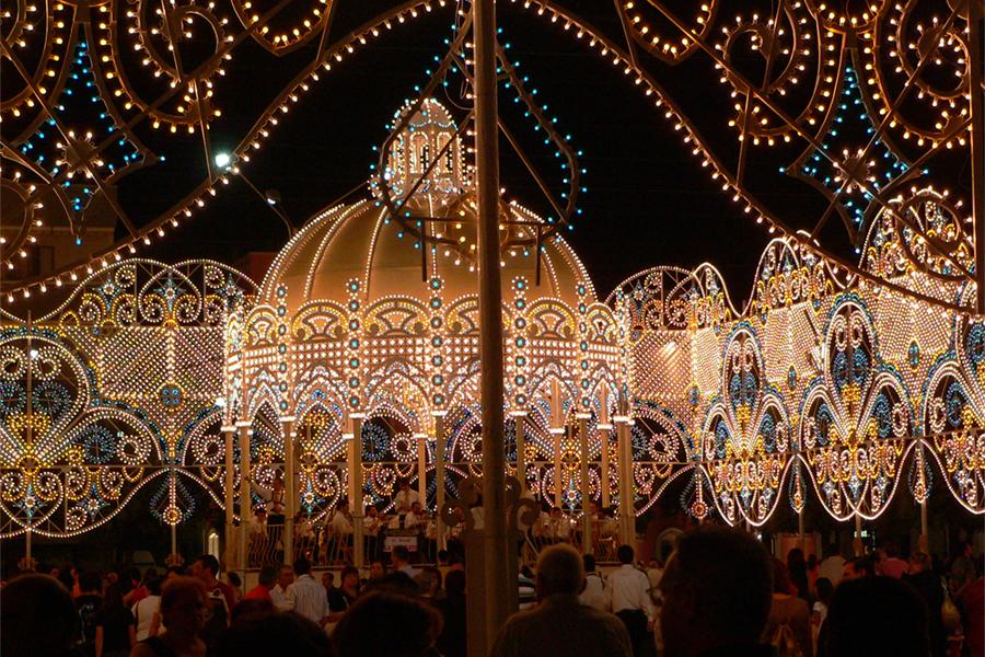 Festa del patrono di Polignano San Vito Martire
