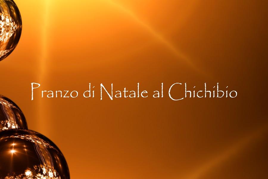 Pranzo di Natale al Chichibio - Polignano a Mare