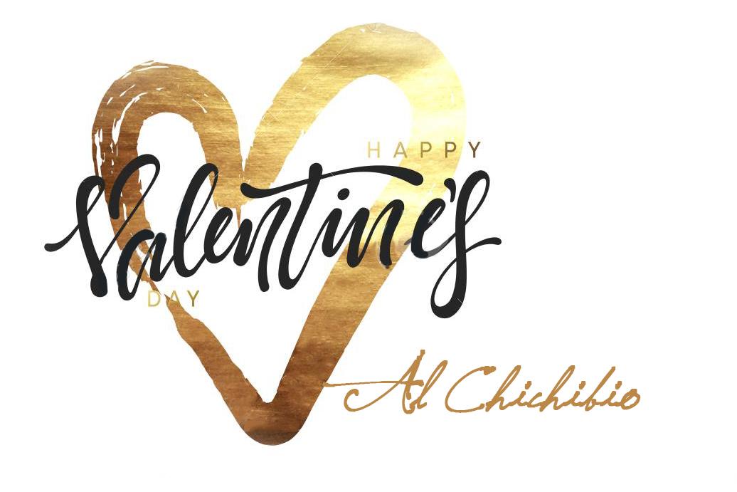 San Valentino al Ristorante Chichibio - il Menù
